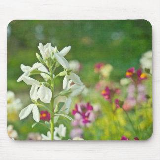 Fragrance Garden Mouse Pad