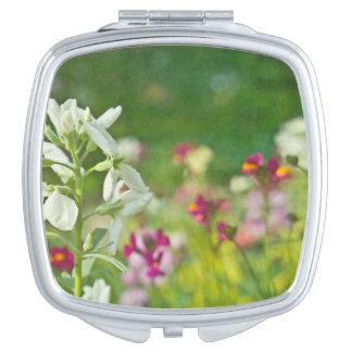Fragrance Garden Travel Mirrors