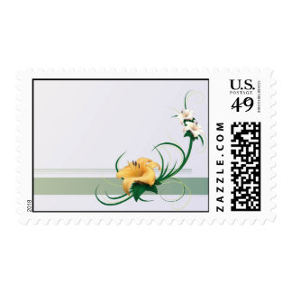 Fragrance of Spring Postage Stamp