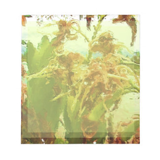 Fragrant Dendrobium Spectabile Orchids Notepad