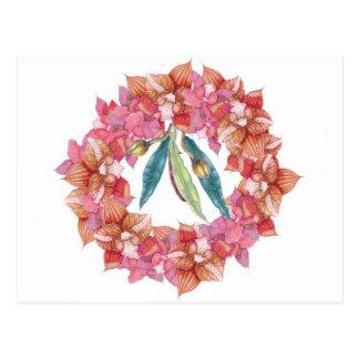 Fragrant Flora (R) Postcard