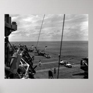 Fragua del valle de USS Póster