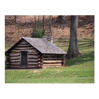 Fragua del valle del ~ de la cabina del soldado postal