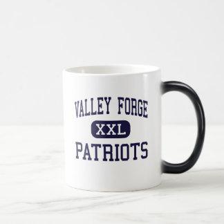 Fragua del valle - patriotas - alta - alturas de taza mágica