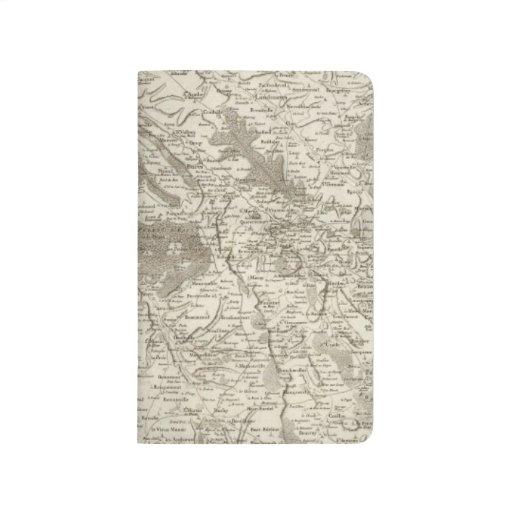 Fraguas, Neufchatel Cuaderno
