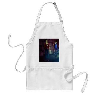 frail copy adult apron