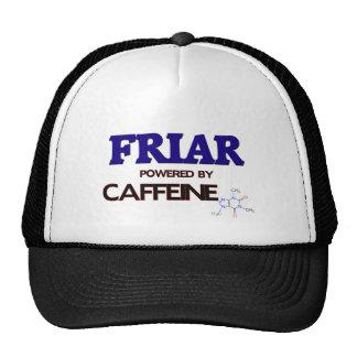 Fraile accionado por el cafeína gorro