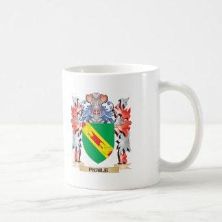 Fraile Coat of Arms - Family Crest Coffee Mug