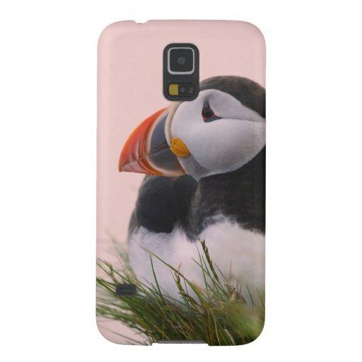 Frailecillo atlántico (arctica del Fratercula) 6 Carcasa Para Galaxy S5