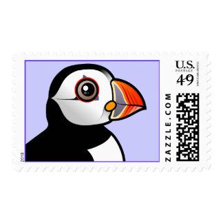 Frailecillo atlántico sello