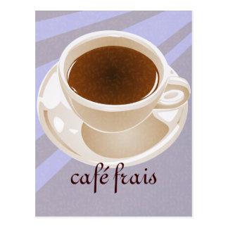 Frais de Café Postales