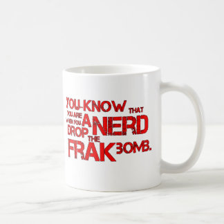 Frak Bomb Coffee Mug