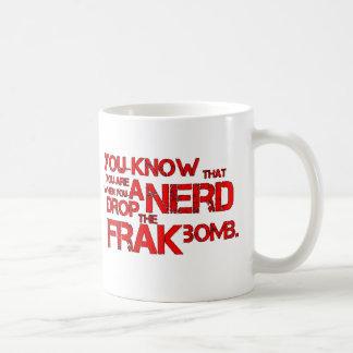 Frak Bomb Coffee Mug