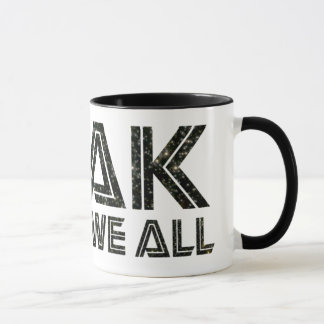 Frak - So Say We All Mug