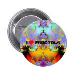 Fraktal009 - AMO FRACTALES Pins