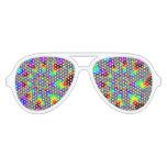 Fraktal-Arco iris Gafas De Sol