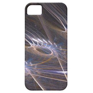 Fraktal-Federn iPhone SE/5/5s Case