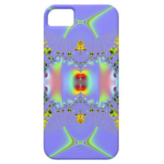 Fraktal-Kunst 020 EML iPhone 5 Covers