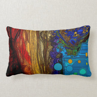 Fram - almohada abstracta