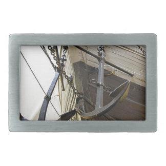 Fram, la nave usada por el explorador polar Nansen Hebillas De Cinturón