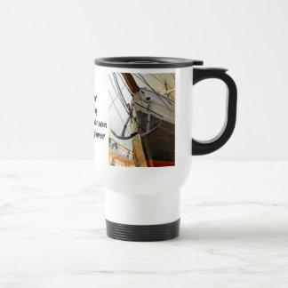 Fram, la nave usada por el explorador polar Nansen Tazas De Café