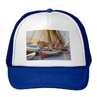 Fram, the ship used by the polar explorer Nansen Trucker Hat