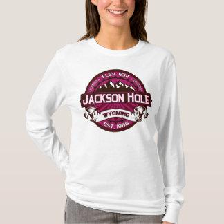 Frambuesa de Jackson Hole Playera