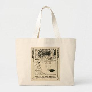 Frame7 Large Tote Bag