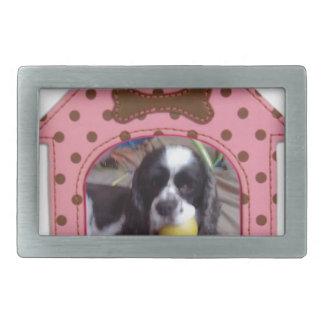 Frame Dog House - 2RSMy-10t - normal.jpg Rectangular Belt Buckle