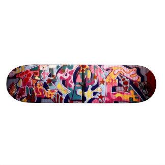 Frame Tag Skateboard Deck