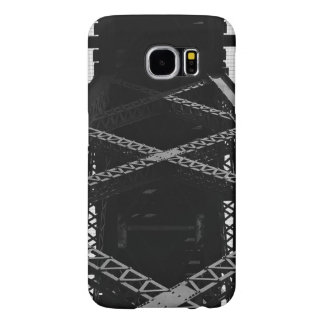 Frame Themed, A Picture Of An Iron Structure That Samsung Galaxy S6 Case