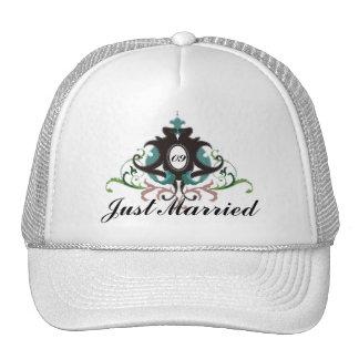 Frame Trucker Hat