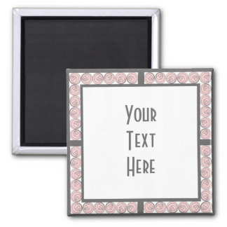 Frame, YourTextHere Magnet