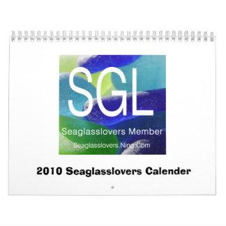 Frameable Photos - 2010 Calender #2 Calendar