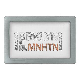 framed BRKLYN is the new MNHTN Rectangular Belt Buckles