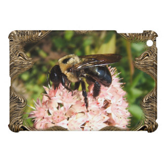 Framed Bumble Bee ~ iPad Mini case