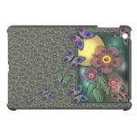 Framed Butterflies iPad Mini Covers