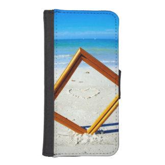 Framed Love iPhone SE/5/5s Wallet