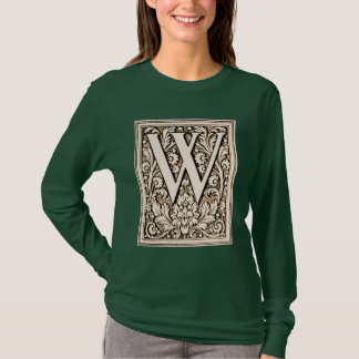 Framed Monogram 'W' - Shirt
