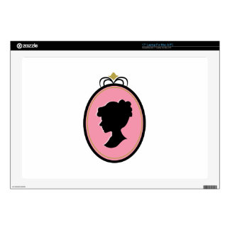 Framed Portrait Laptop Decal