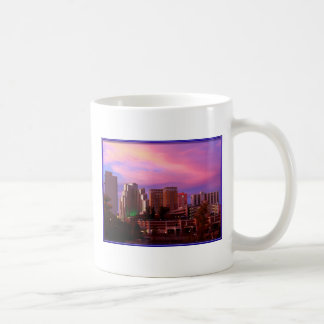 Framed Reno Sunset MUG