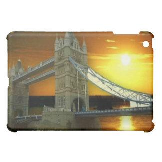 Framed Tower Bridge Sunshine Case For The iPad Mini