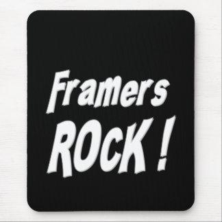 Framers Rock! Mousepad