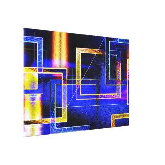 FRAMES   (952)  24 x 30 Canvas Print