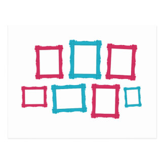 Frames in Assorted Sizes Post Card
