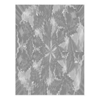 Frames of Black n White Art - Add text or image Postcard
