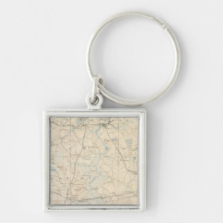 Framingham, Massachusetts Keychain