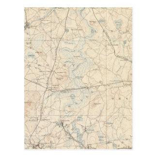 Framingham, Massachusetts Postcard