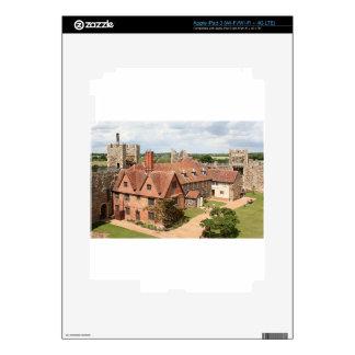 Framlingham Castle, England, United Kingdom iPad 3 Skin
