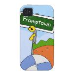 Framptown iPhone 4 Case